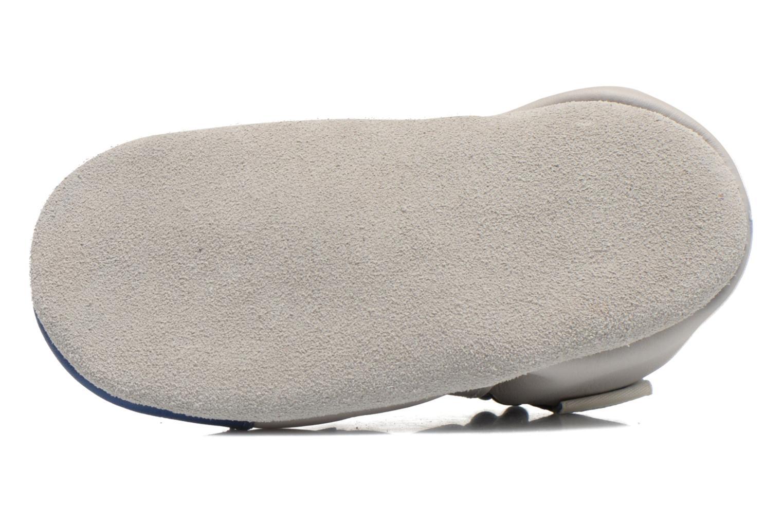 Pantoffels Robeez Plouf Grijs boven