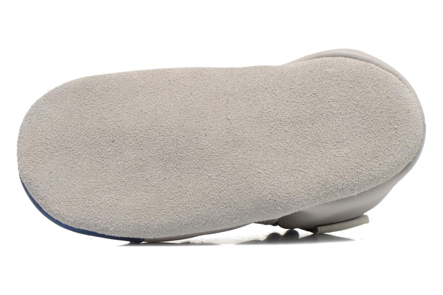 Slippers Robeez Plouf Grey view from above