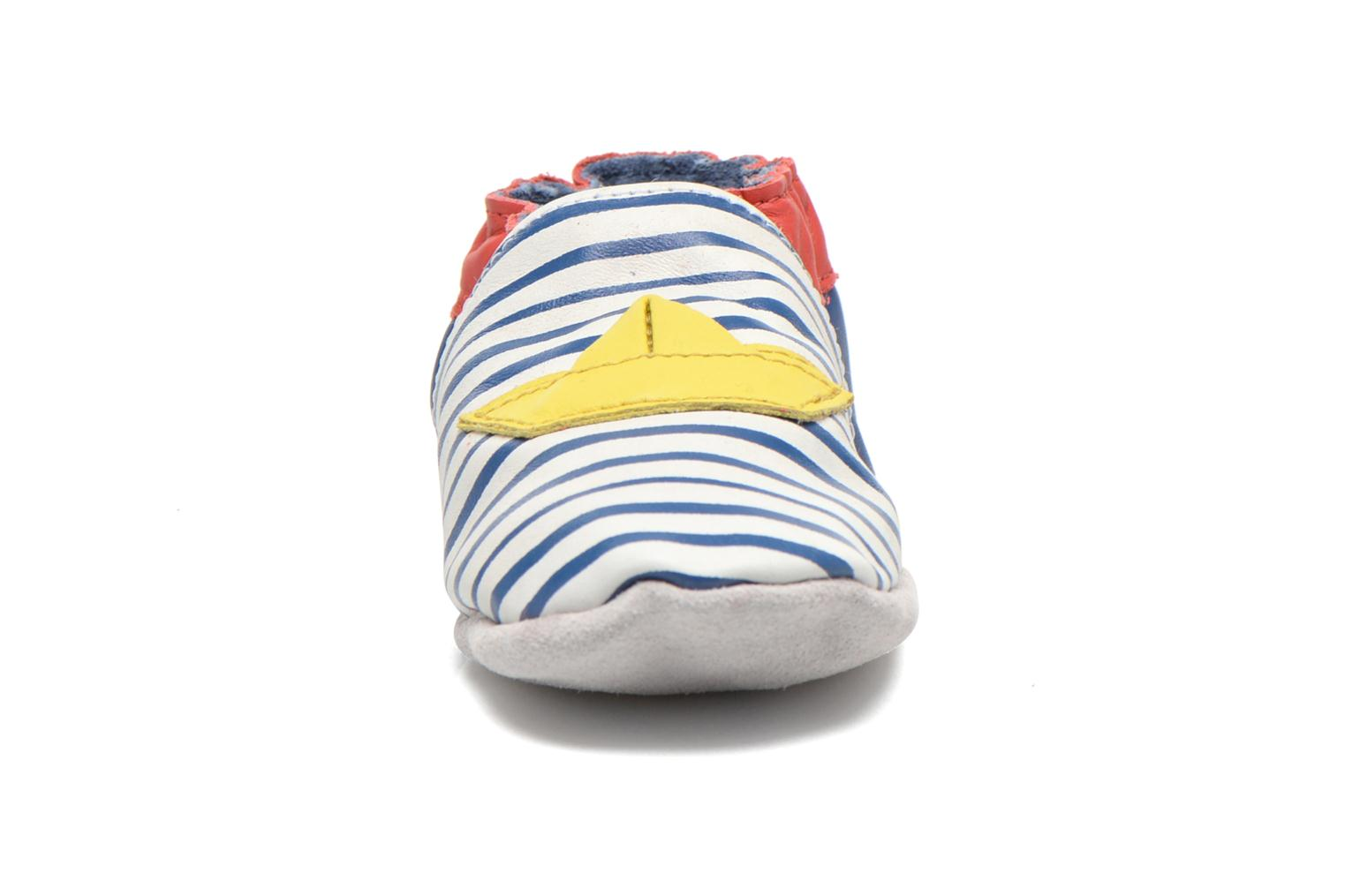 Slippers Robeez My Little Boat Blue model view