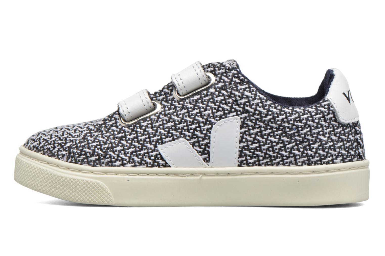Sneaker Veja Esplar Small Velcro mehrfarbig ansicht von vorne