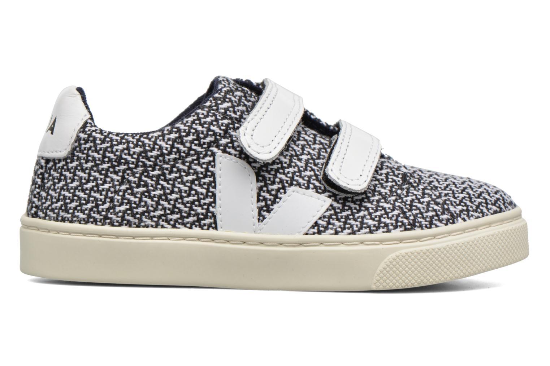 Sneaker Veja Esplar Small Velcro mehrfarbig ansicht von hinten