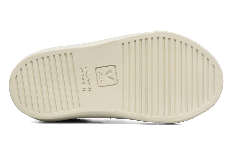 Esplar Small Velcro Black White White Pierre
