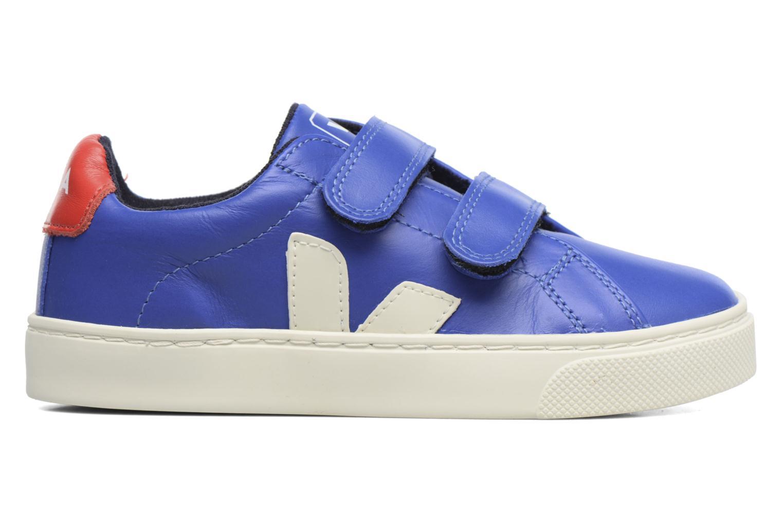 Sneaker Veja Esplar Small Velcro blau ansicht von hinten