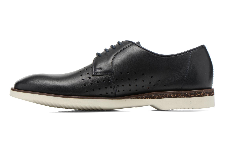 Tulik Edge Navy leather