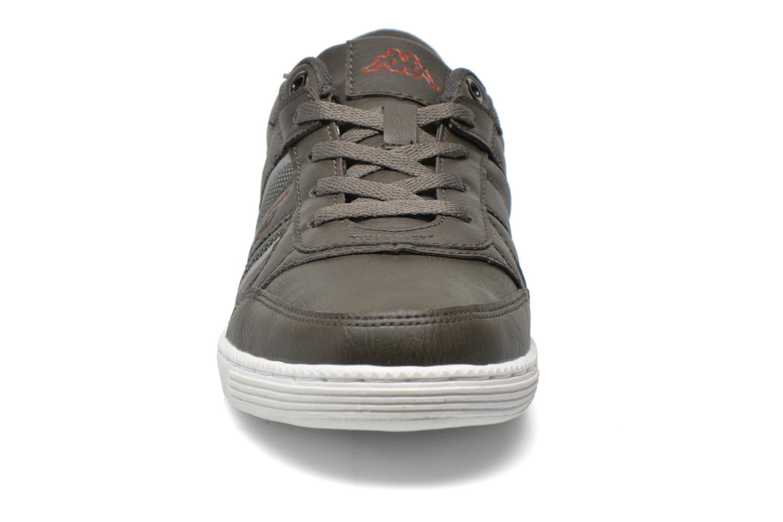 Sneaker Kappa Ottawif Low Kid grau schuhe getragen