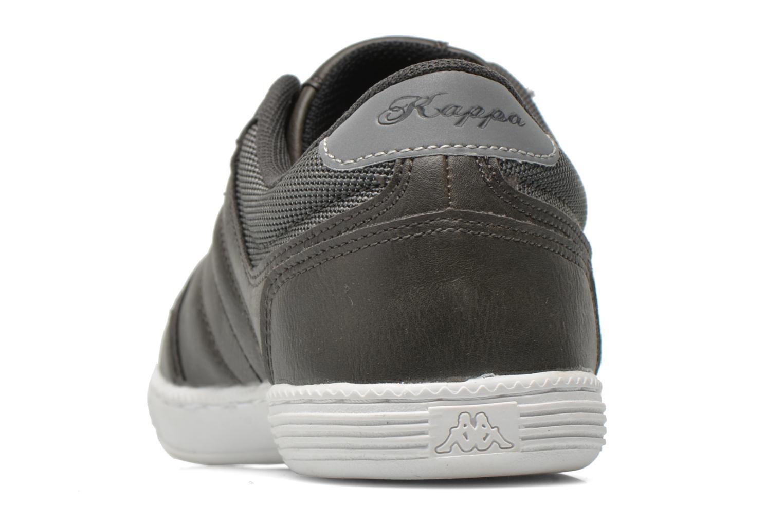 Sneaker Kappa Ottawif Low Kid grau ansicht von rechts