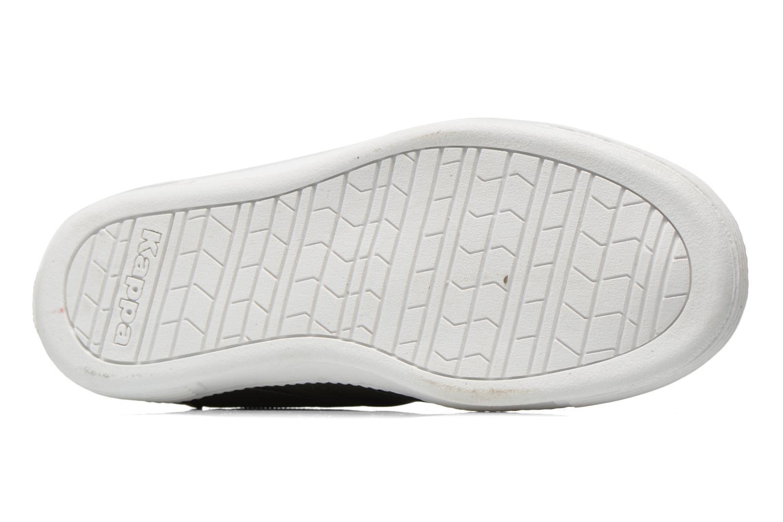 Sneaker Kappa Ottawif Low Kid grau ansicht von oben