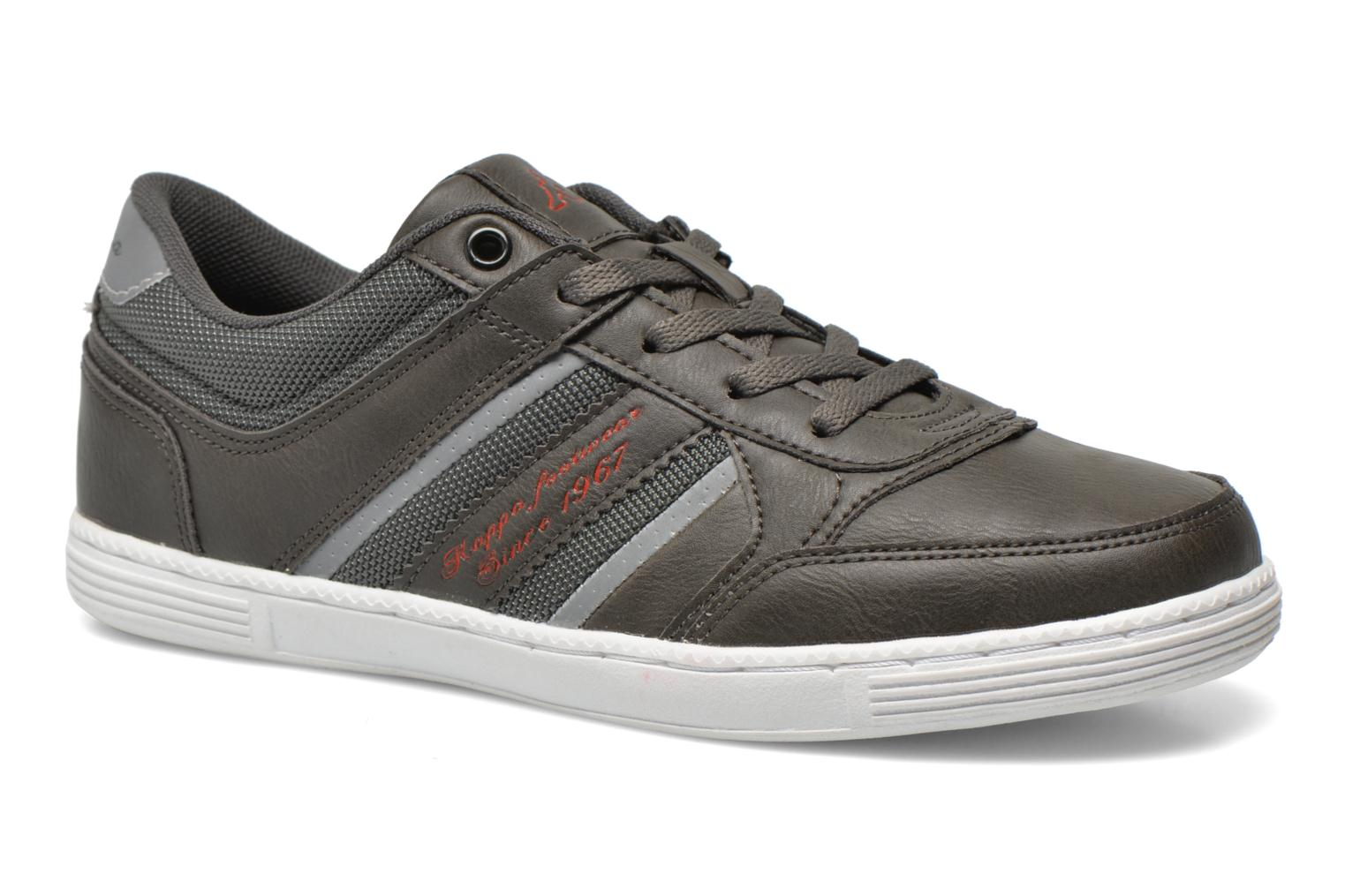 Ottawif Low Kid Dk Grey / Red