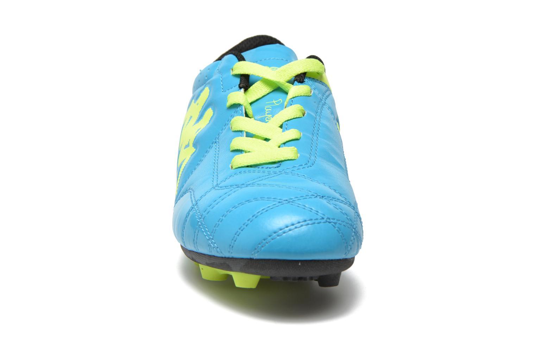 Chaussures de sport Kappa Player Fg Bleu vue portées chaussures