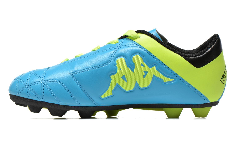 Chaussures de sport Kappa Player Fg Bleu vue face