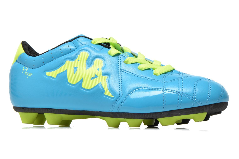 Chaussures de sport Kappa Player Fg Bleu vue derrière
