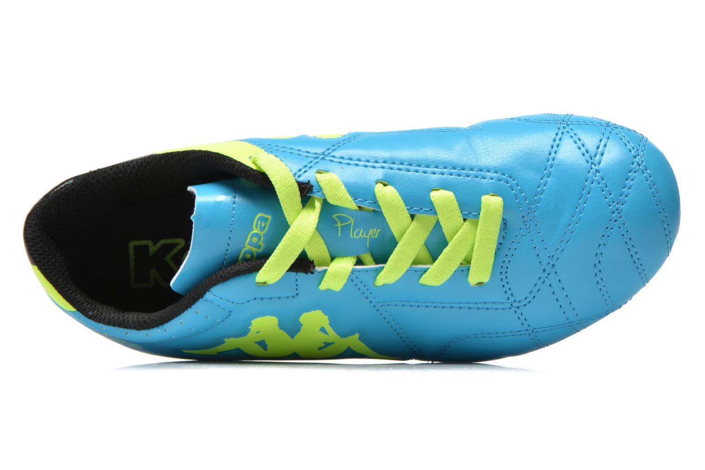 Chaussures de sport Kappa Player Fg Bleu vue gauche