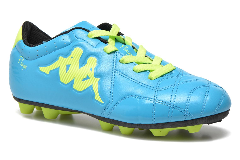 Chaussures de sport Kappa Player Fg Bleu vue détail/paire