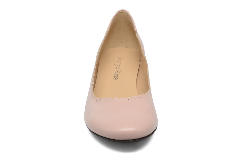 Ballerinaer Georgia Rose Sabby Beige se skoene på