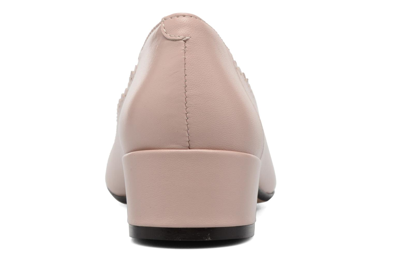 Ballet pumps Georgia Rose Sabby Beige view from the right