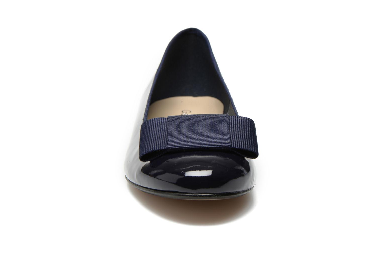 Ballerina Georgia Rose Siable Blå bild av skorna på