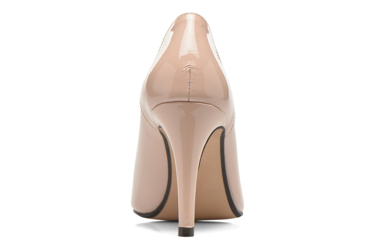High heels Georgia Rose Safecto Beige view from the right