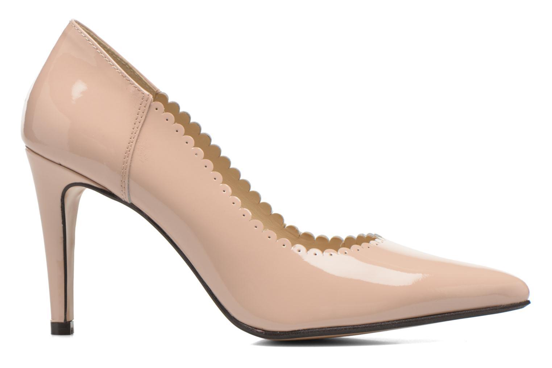 Zapatos de tacón Georgia Rose Safecto Beige vistra trasera