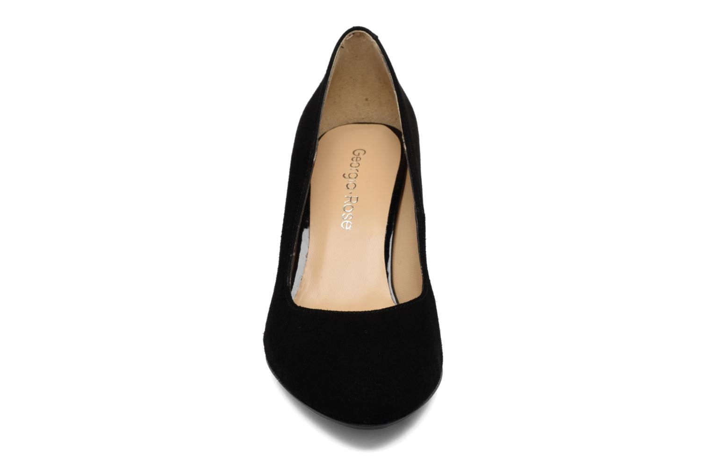 Zapatos de tacón Georgia Rose Santoo Negro vista del modelo