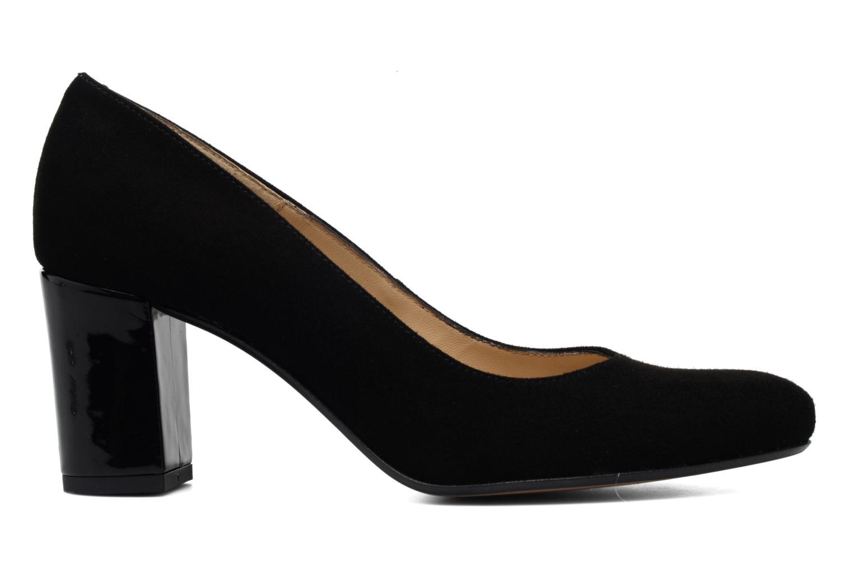 Zapatos de tacón Georgia Rose Santoo Negro vistra trasera