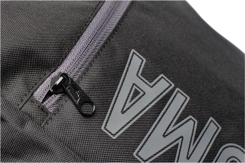 Mochilas Puma Pioneer backpack I Negro vistra trasera