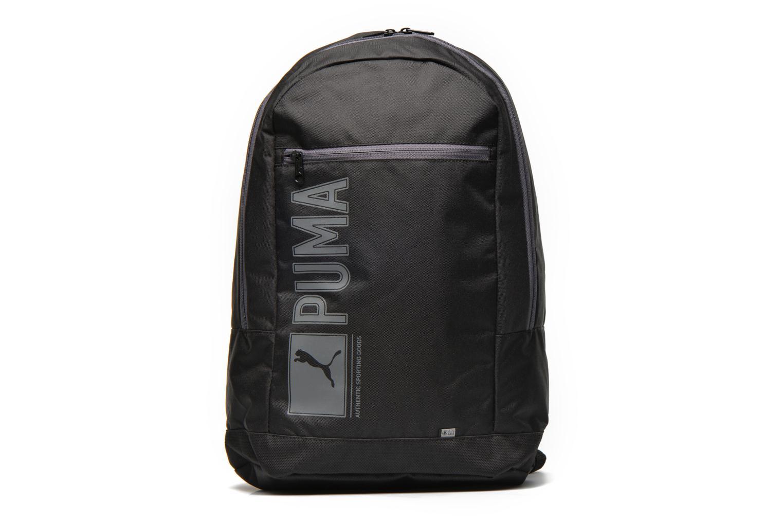 Mochilas Puma Pioneer backpack I Negro vista de detalle / par