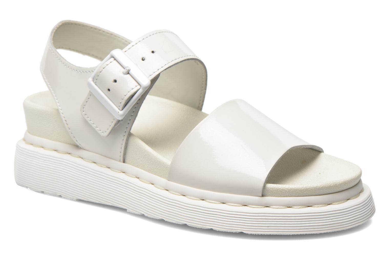 Sandales et nu-pieds Dr. Martens Shore Romi Y strap Sandal Blanc vue détail/paire