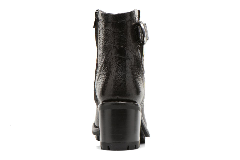 Boots en enkellaarsjes Free Lance Justy 7 Small Gero Buckle Zwart rechts
