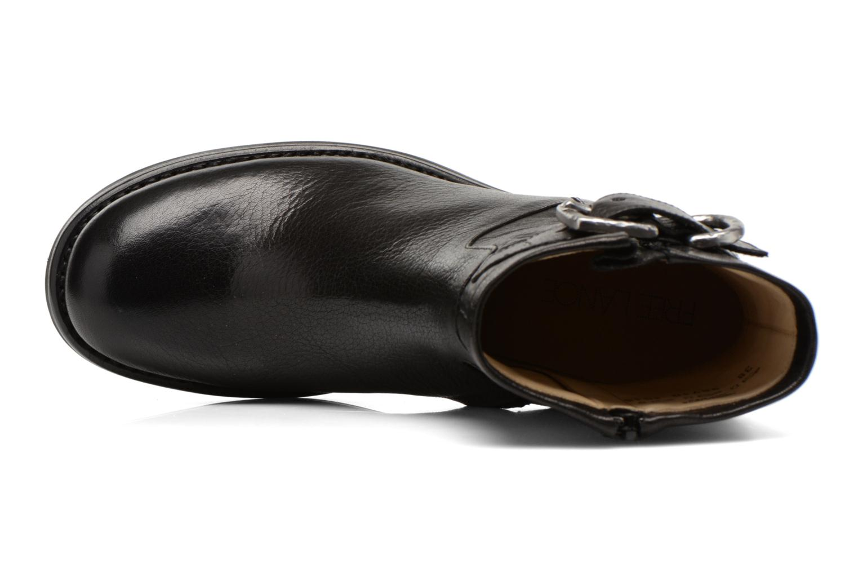 Boots en enkellaarsjes Free Lance Justy 7 Small Gero Buckle Zwart links