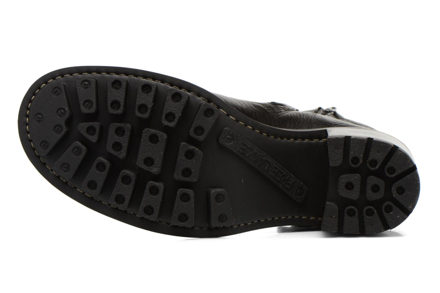 Justy 7 Small Gero Buckle Brado Noir
