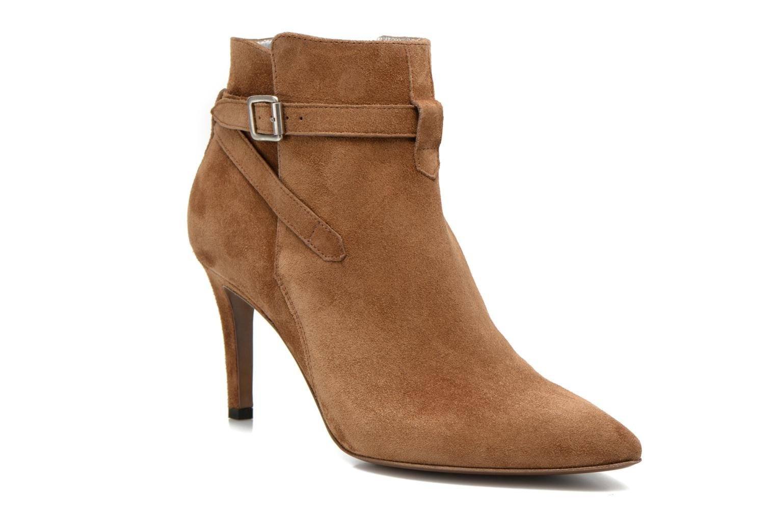 Itlys 7 Boot Ankle Strap Sonia Extra Cigare