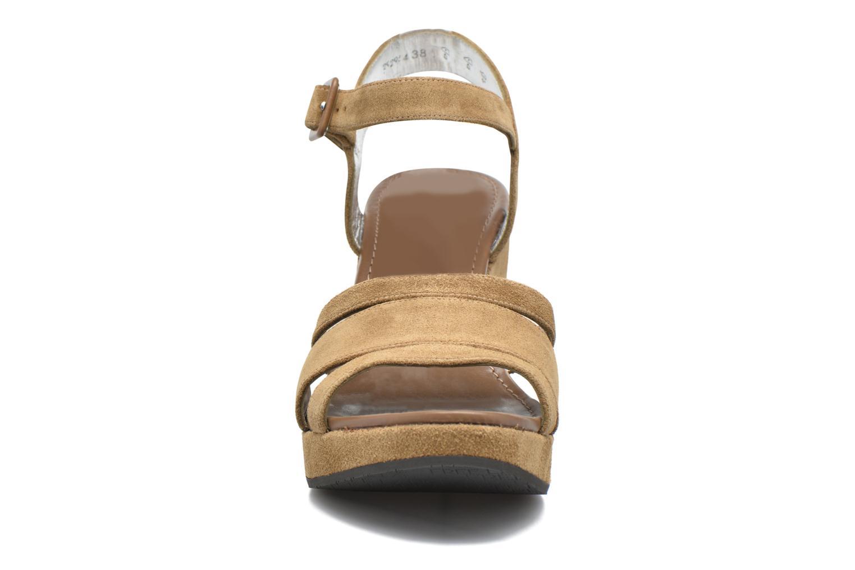Sandals Free Lance Ystad 7 Sandal Beige model view