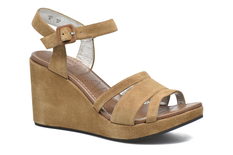 Sandalen Free Lance Ystad 7 Sandal beige detaillierte ansicht/modell