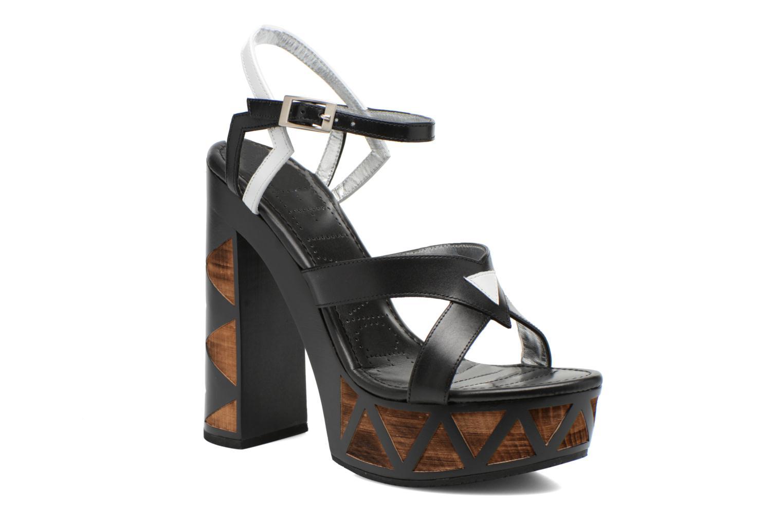 Facett 9 Cross Ankle Kimberley Noir / blanc