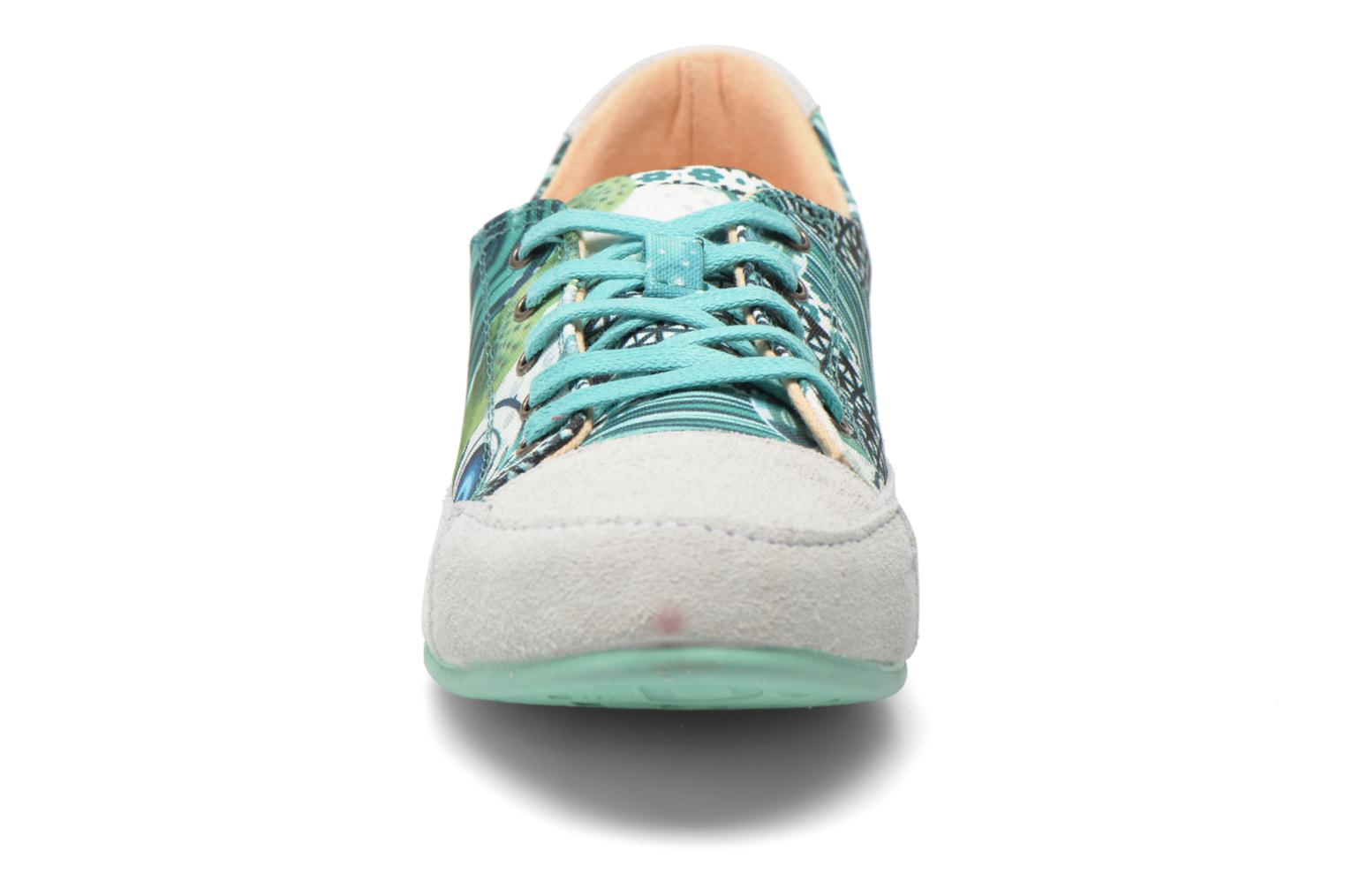 Lace-up shoes Desigual SHOES_HAPPY Multicolor model view