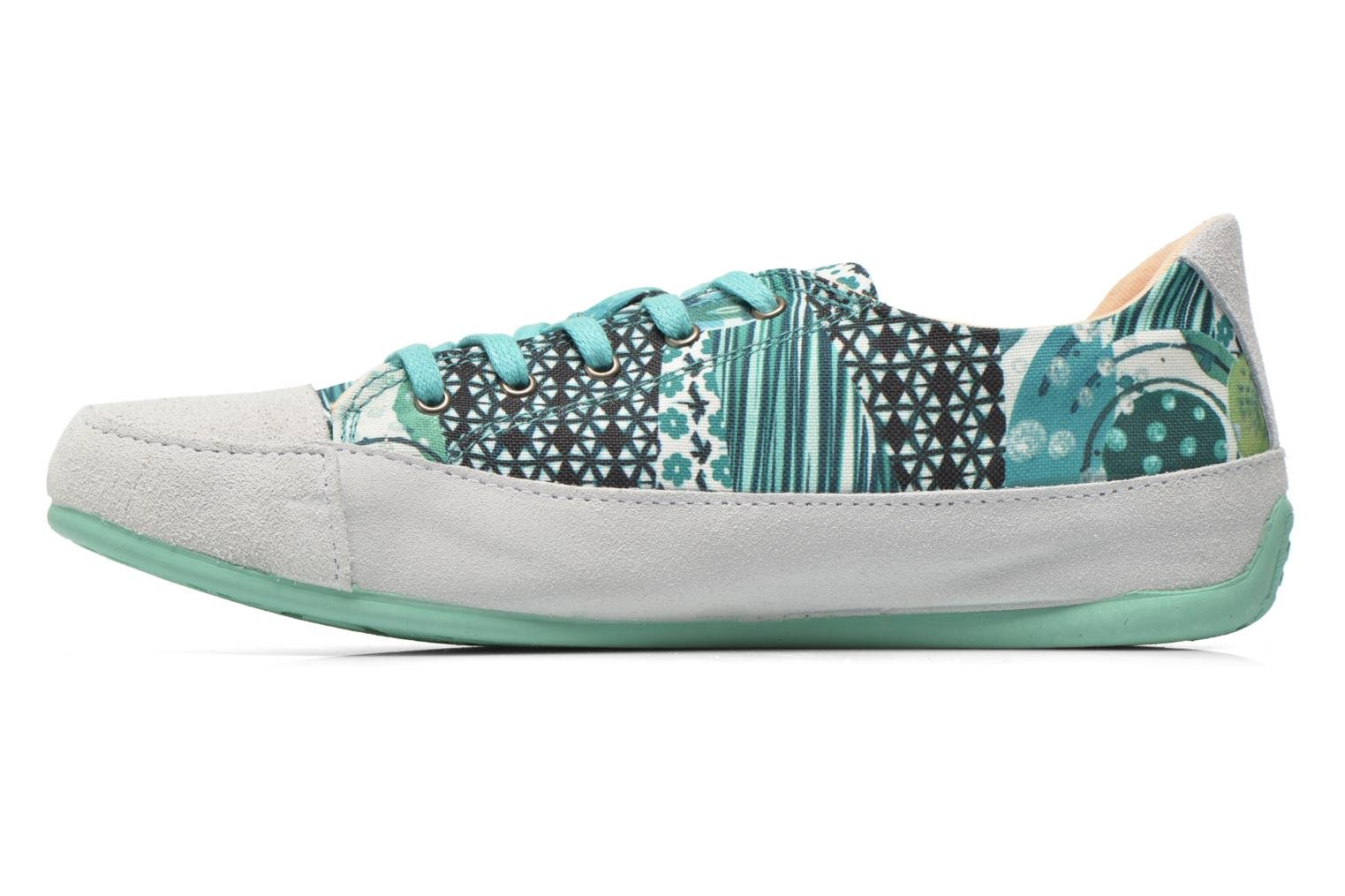Scarpe con lacci Desigual SHOES_HAPPY Multicolore immagine frontale