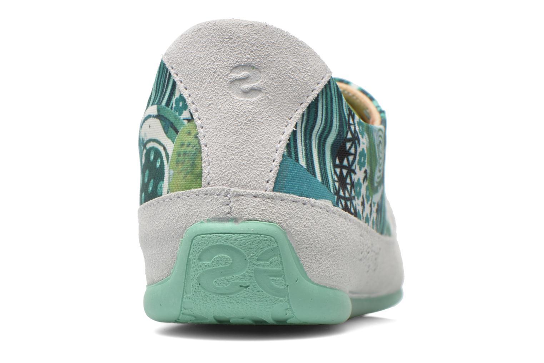 Chaussures à lacets Desigual SHOES_HAPPY Multicolore vue droite