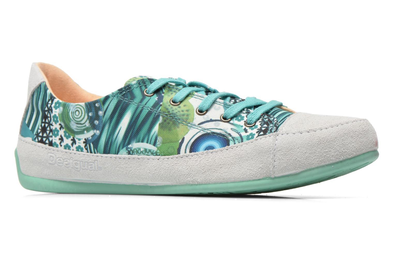 Zapatos con cordones Desigual SHOES_HAPPY Multicolor vistra trasera