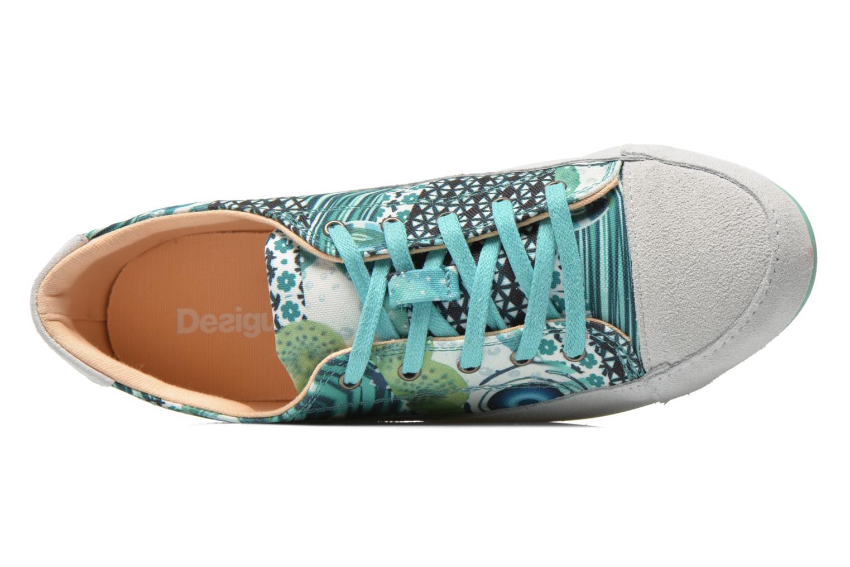 Chaussures à lacets Desigual SHOES_HAPPY Multicolore vue gauche