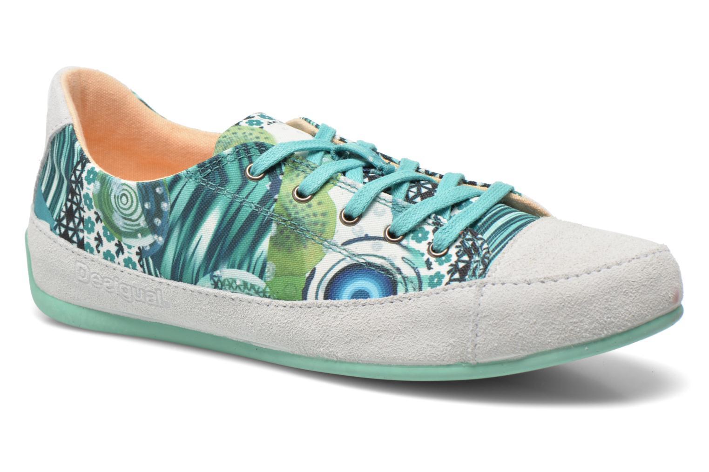 Chaussures à lacets Desigual SHOES_HAPPY Multicolore vue détail/paire