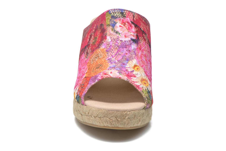 Clogs & Pantoletten Desigual SHOES_TARIFA 5 mehrfarbig schuhe getragen
