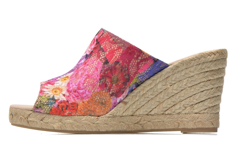 Mules & clogs Desigual SHOES_TARIFA 5 Multicolor front view