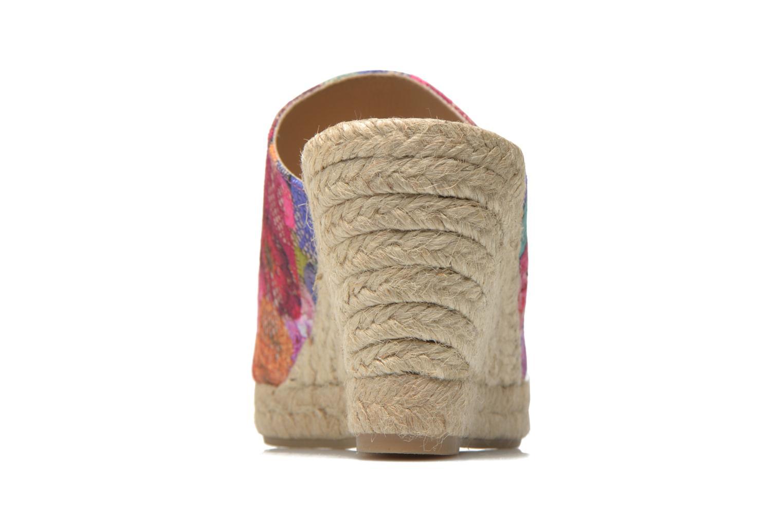Clogs & Pantoletten Desigual SHOES_TARIFA 5 mehrfarbig ansicht von rechts