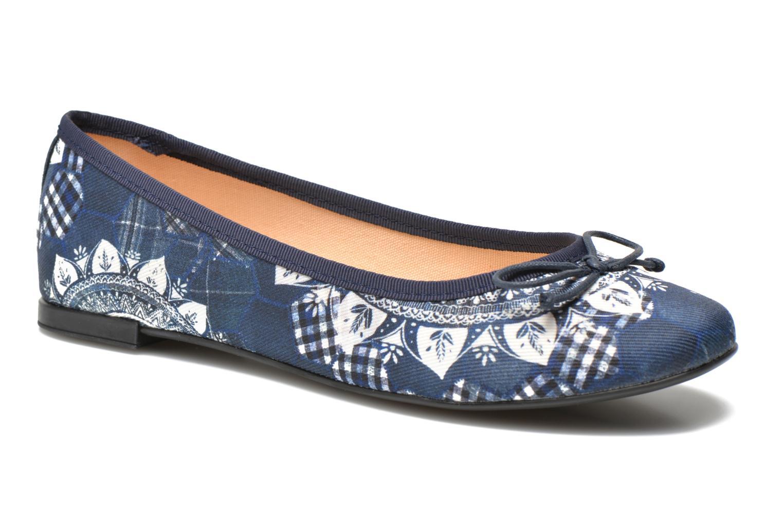 Grandes descuentos últimos zapatos Desigual SHOES_MISSIA 2 (Azul) - Bailarinas Descuento
