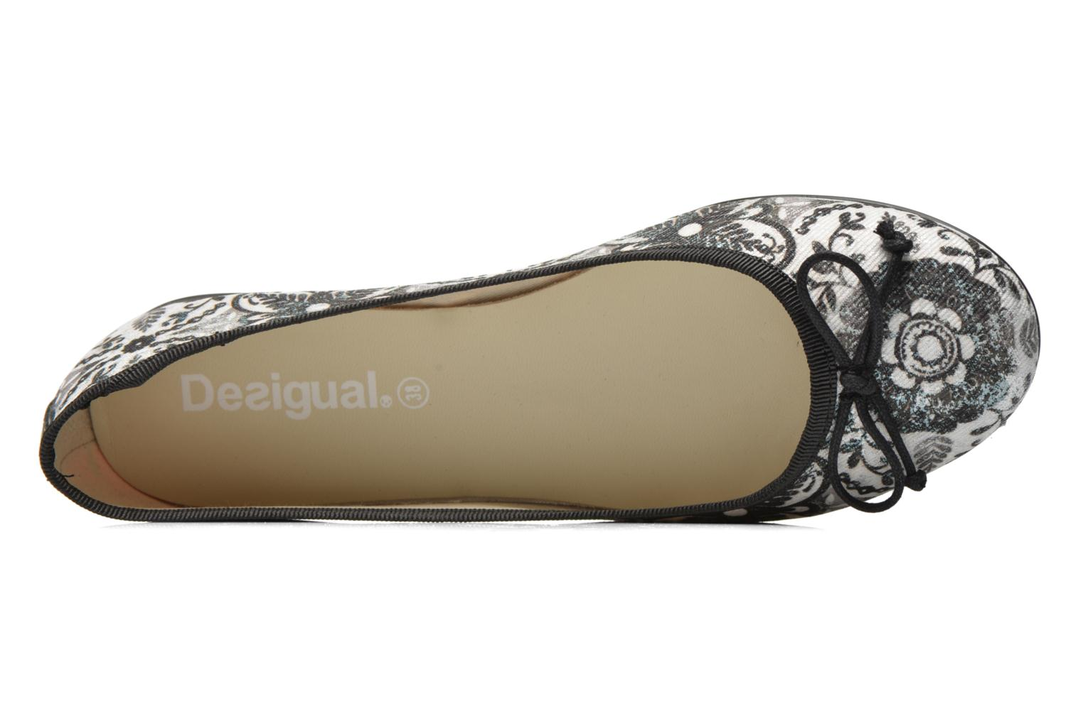Ballet pumps Desigual SHOES_MISSIA 3 Multicolor view from the left