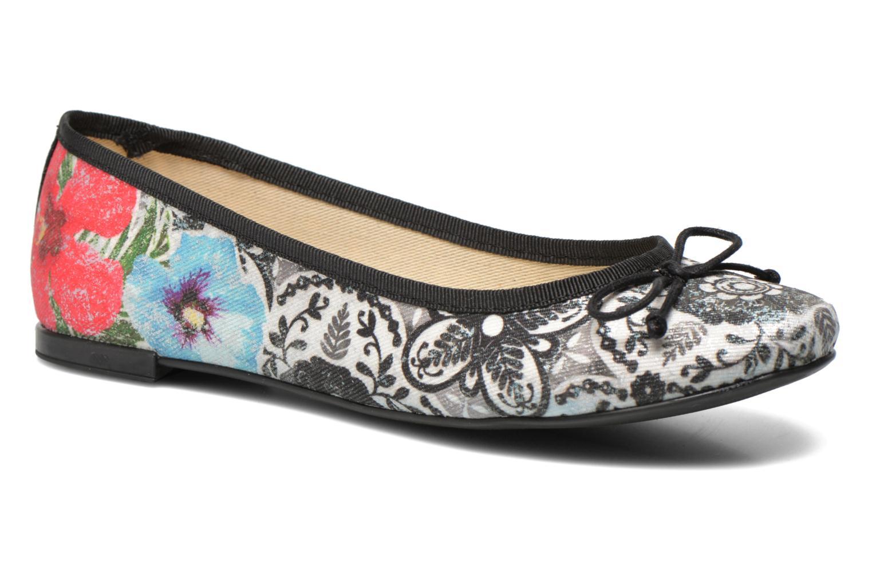 Ballerinaer Desigual SHOES_MISSIA 3 Multi detaljeret billede af skoene