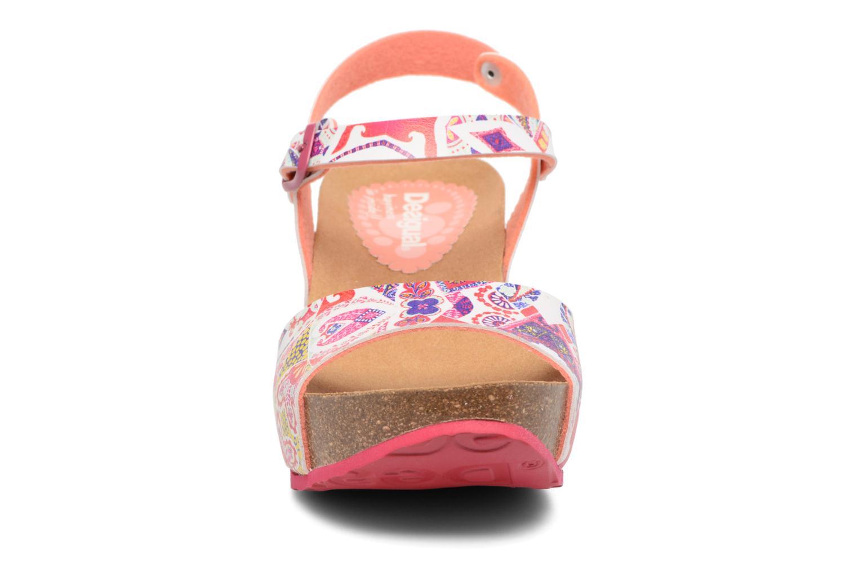 Sandals Desigual SHOES_BIO 7 Multicolor model view
