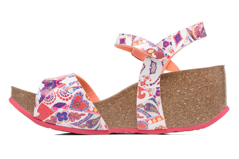Sandalias Desigual SHOES_BIO 7 Multicolor vista de frente