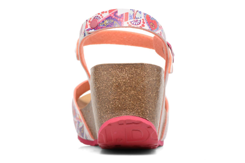 Sandalias Desigual SHOES_BIO 7 Multicolor vista lateral derecha