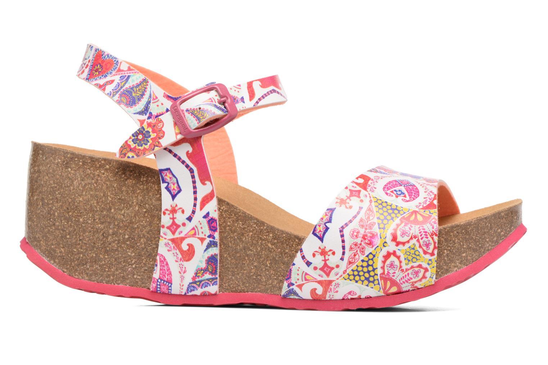 Sandals Desigual SHOES_BIO 7 Multicolor back view